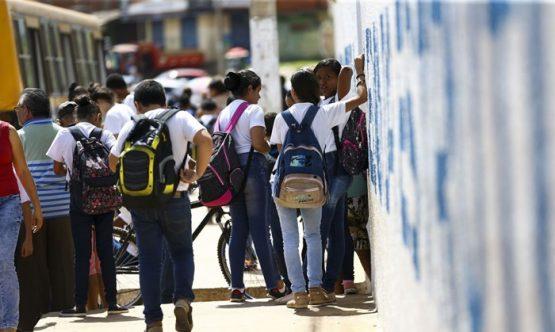 Saeb revela baixo desempenho no ensino fundamental | Foto: Marcelo Camargo/ Agência Brasil
