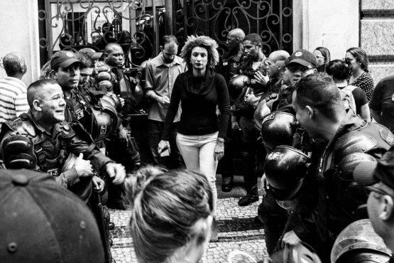 2020 foi salvo pelas mulheres |  Foto: Bárbara Dias/Fotoguerrilha/Reprodução