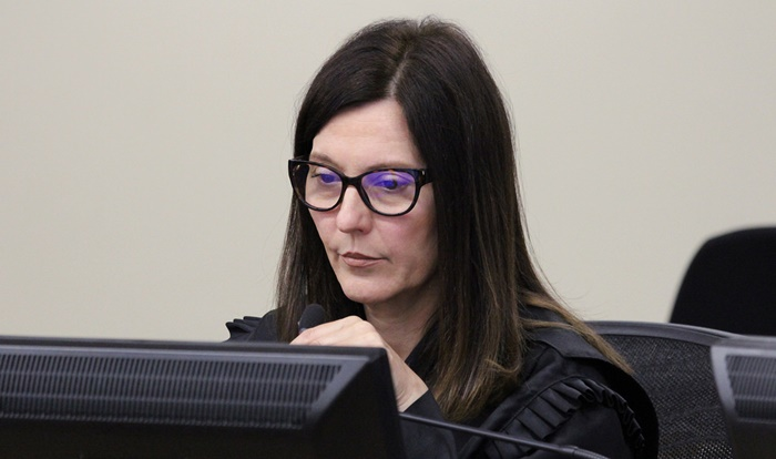 Desembargadora federal Cláudia Cristina Cristofani, relatora do recurso