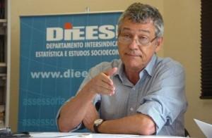 Ricardo Franzoi, supervisor técnico do Dieese no Rio Grande do Sul