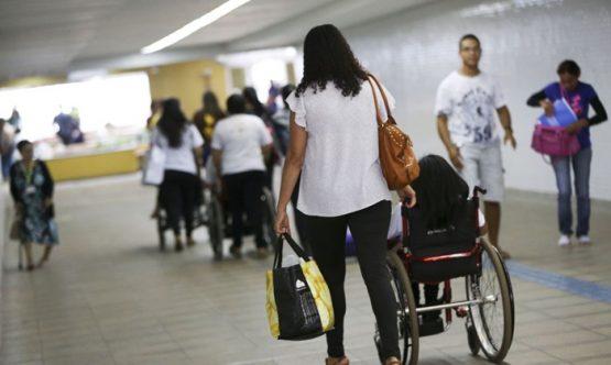 Ministérios firmam acordo para proteção ao consumidor com deficiência | Foto: Marcelo Camargo/ Agência Brasil