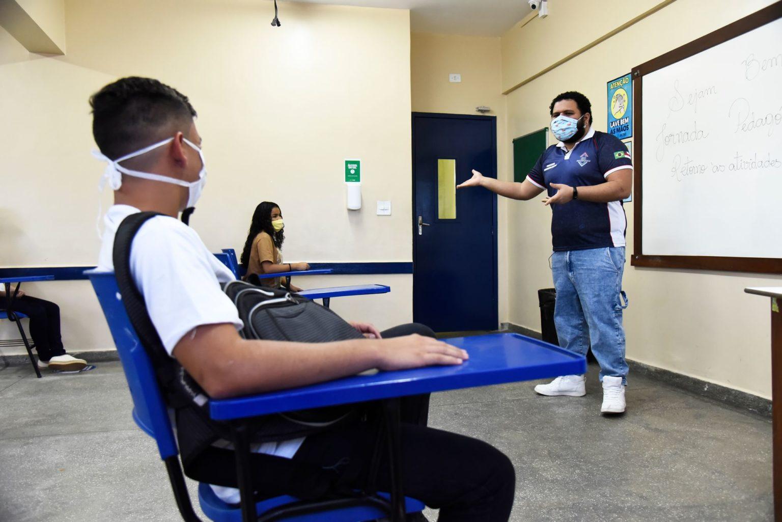SinproRS quer transparência das escolas em relação a casos e suspeitas de covid-19