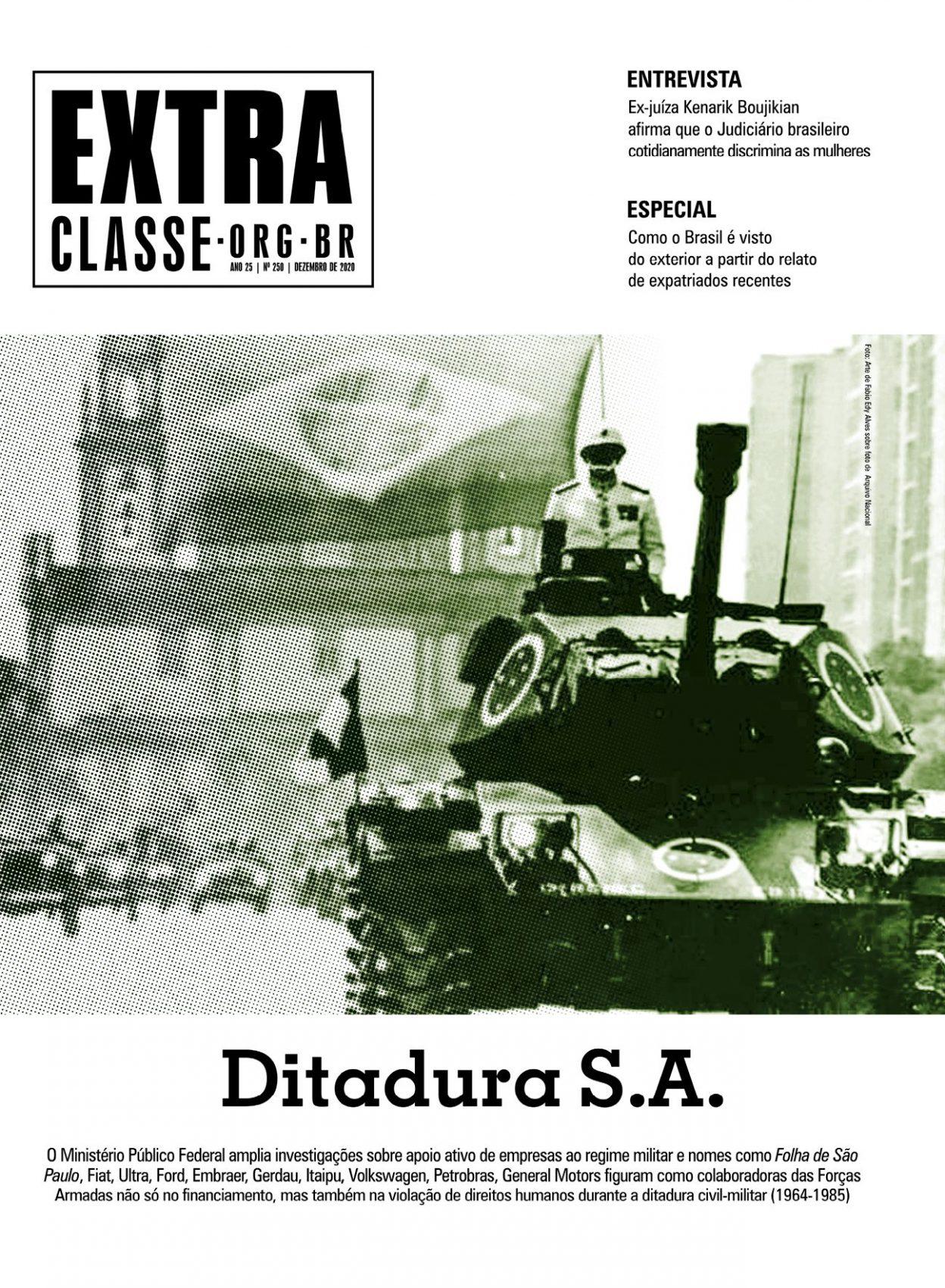 Extra Classe Nº 250   Ano 25   DEZ 2020
