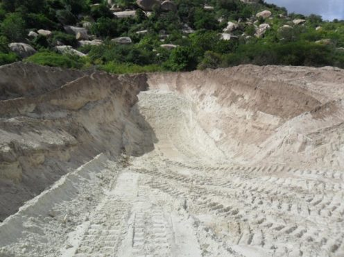 TRF4 confirma condenação de mineradora por extração ilegal de saibro   Foto: Divulgação