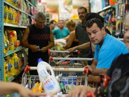 Prévia da inflação em janeiro fica em 0,78%   Foto: Tânia Rêgo/Agência Brasil