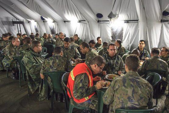 Parlamentares pedem que TCU investigue gasto de R$ 1,8 bi do governo com alimentos | Foto: Johnson Barros/ Ministério da Defesa