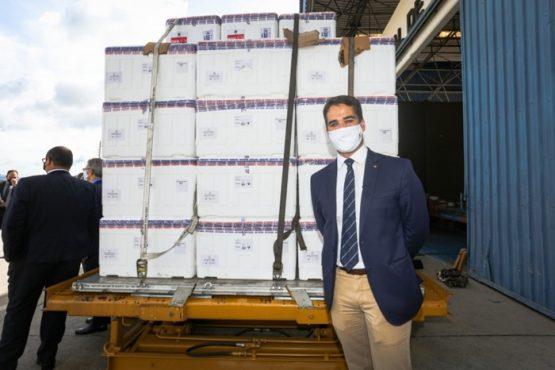 Vacinação no RS começa com 341 mil doses da CoronaVac | Foto: Felipe Dalla Valle/Palácio Piratini