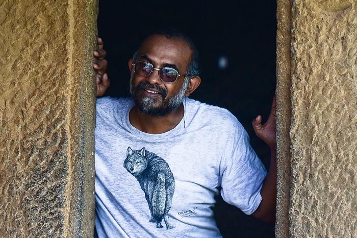 O ambientalista indiano Ashish Kothari