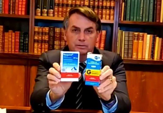 Juízes representam contra Bolsonaro por crimes relacionados à pandemia | Foto: Reprodução/Youtube