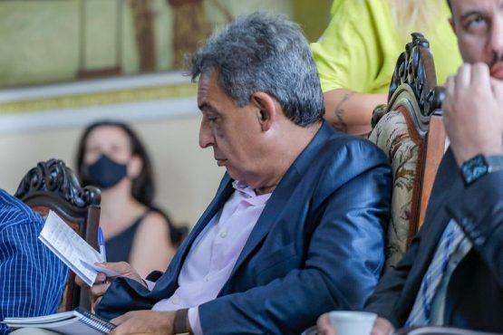 Conselho da Faculdade de medicina da Ufrgs critica políticas de Melo no combate à pandemia | Foto: Alex Rocha/PMPA/Divulgação