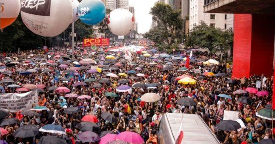 Elite das universidades paulistas pede impeachment de Bolsonaro | Foto: Cecília Bastos/ Jornal da USP/ Arquivo