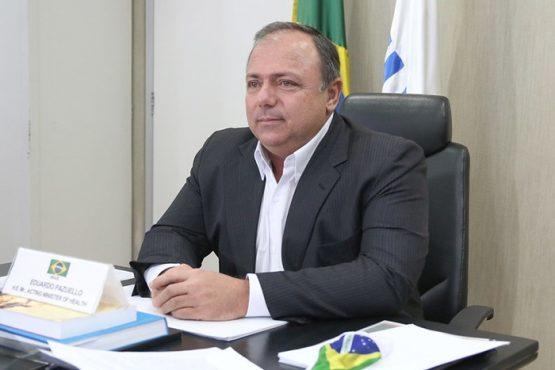 ABI protocola na Câmara pedido de impeachment de Pazuello | Foto: Erasmo Salomao/Ministério da Saúde