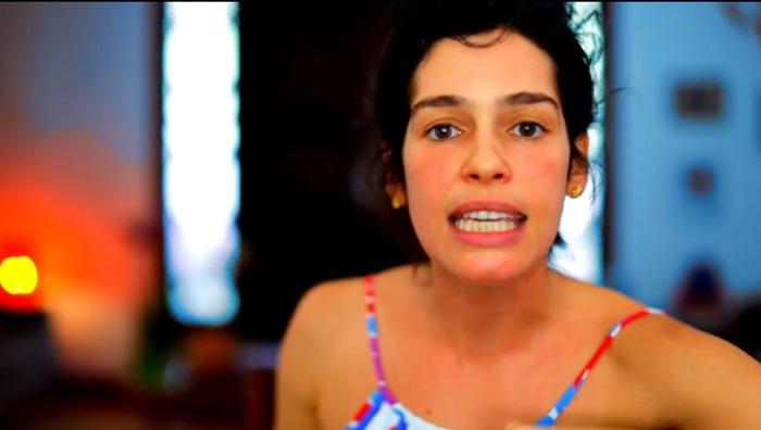 """""""Pedaladas fiscais?"""", ironiza a atriz Maria Flor em séria de videos que tem mais de 2 milhões se seguidores no Instagram"""