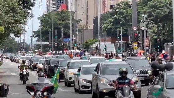 MBL e Vem pra Rua rompem com Bolsonaro | Foto: Reprodução