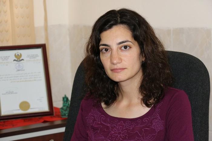 Meral Çiçek relatou que lideranças femininas vêm sendo perseguidas e assassinadas na Turquia de Erdogan