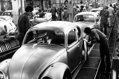 TAC prevê prevê o pagamento de mais de R$ 36 milhões pela empresa Volkswagen por colaboração com o regime militar | Foto: Reprodução/Volkswagen