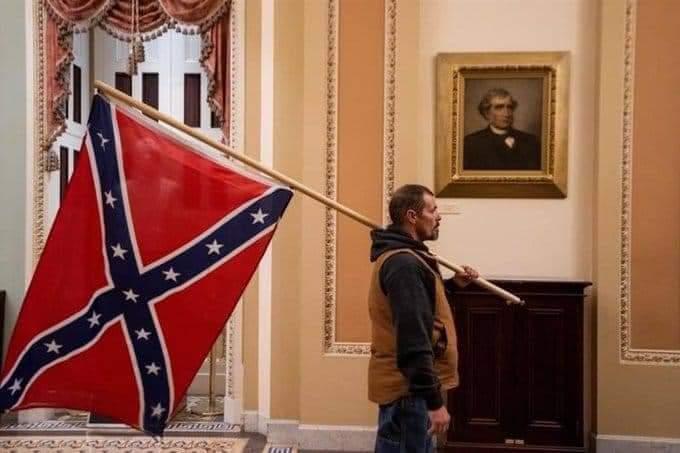 Trump foi engolido pela própria farsa e o movimento negro triunfou nos EUA (4)