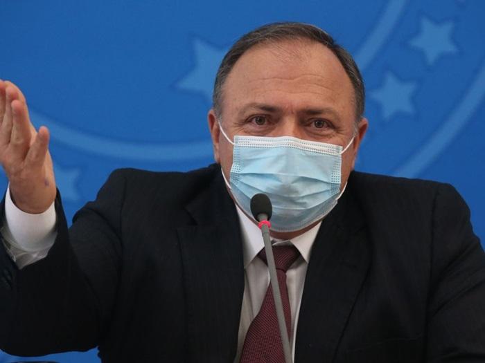 Grupo reunido pelo Ministério da Saúde tinha representantes de grandes empresas, mas Pazuello diz que não se envolveu emnegociações