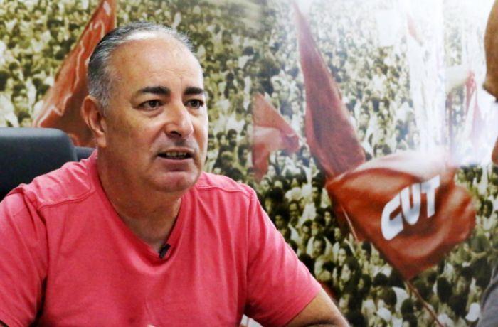 """""""Esse acordo mostra que sabemos agir frente a um governo incompetente e criminoso para salvar vidas dos trabalhadores e também a solidariedade entre os países latino-americanos"""", criticou Nobre, da CUT"""