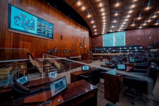 Centrais sindicais reivindicam compra de vacinas pelo governo gaúcho | Foto: Joel Vargas / Agência ALRS / Divulgação