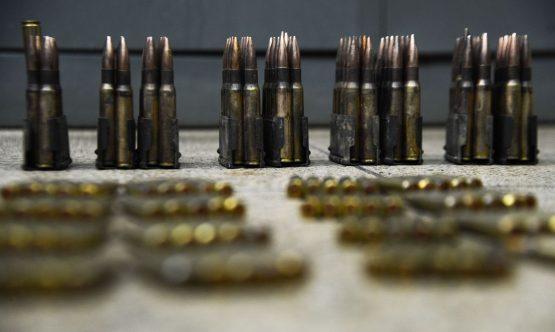 Bolsonaro libera máquinas de recargas e de fabricação de projéteis | Foto: Fábio Rodrigues Pozzebom/Agência Brasil