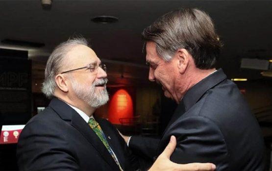Mensagem da PGR gera mal-estar e desconfiança entre ex-procuradores | Foto: Isac Nóbrega/PR
