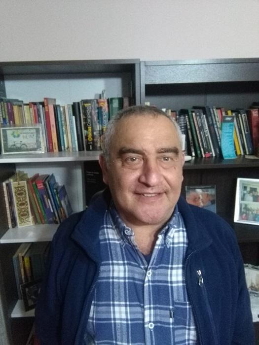 Javier Tolcachier, do Fórum Internet Cidadã