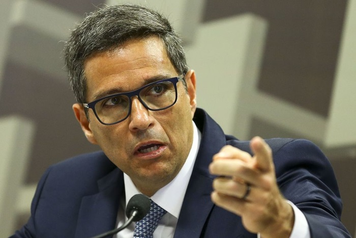 Roberto Campos Neto, presidente do Banco Central.
