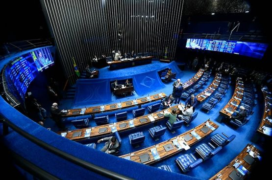 Senado votará nesta quinta, 25, Pec 186 que dá calote em direitos sociais e entes federados | Foto: Marcos Oliveira/ Agência Senado