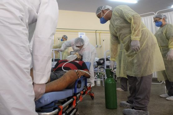 Sequelas pós-covid preocupam médicos e pesquisadores |  Foto: Pedro Guerreiro / Ag. Pará / Fotos Públicas