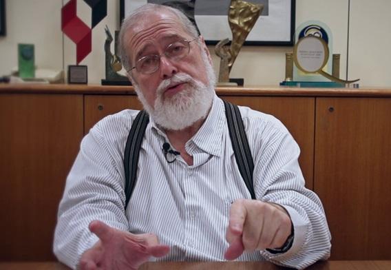 Gonzalo Vecina Neto, médico, professor de saúde pública da USP e ex-presidente da Anvisa
