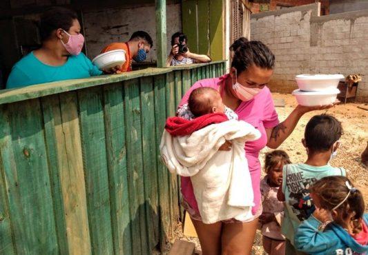 Brasil vive processo de violação  massiva de direitos | Foto: Ednubia Ghisi/ Fotos Públicas