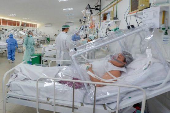 Estado pode superar 20 mil óbitos por covid-19 até abril | Foto: Agência Brasil