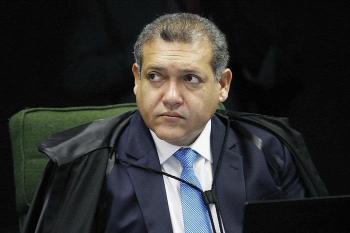 Nunes Marques, o ministro de Bolsonaro, votou contra a suspeição do ex-juiz e ex-ministro da Justiça