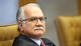 Fachin: foi a primeira vez que o relator do caso analisou especificamente um pedido da defesa sobre a competência da Justiça Federal do Paraná