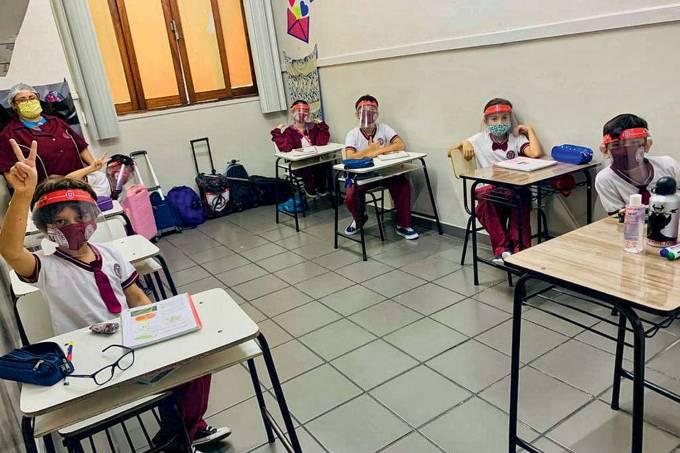STF nega pedido do governo do Estado para restabelecer aulas presenciais