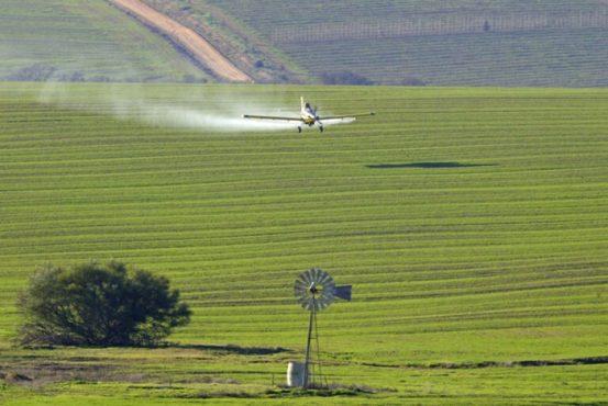 TRF4 mantém proibição de pulverização aérea de agrotóxicos em áreas próximas ao assentamento de Nova Santa Rita | Foto: Divulgação