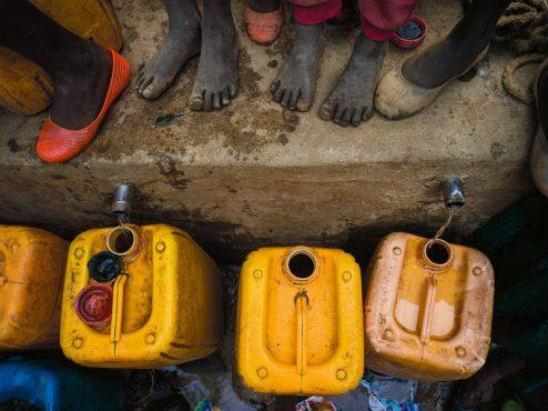 Um tratado sobre a Água | Foto: Érico Hiller