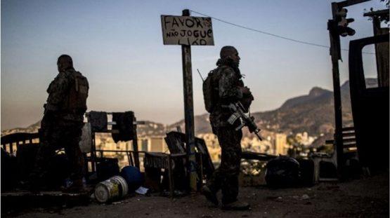 No Rio de Janeiro, as milícias não são mais um poder paralelo, mas o próprio Estado