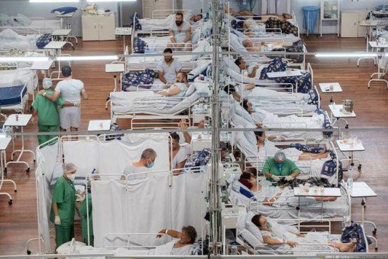 Orçamento da Saúde tem corte de R$ 20 bilhões em 2021 | Foto: Mídia Ninja