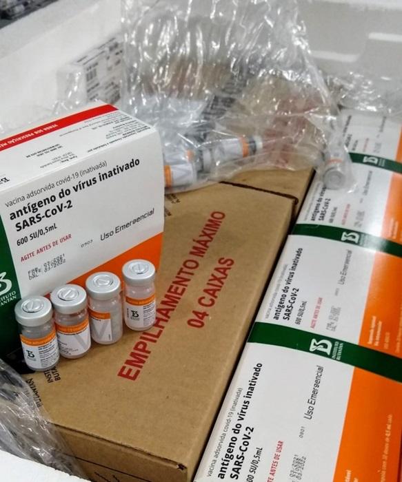 Estado tem mais de 1,15 milhão de portadores de comorbidades, próximo grupo a ser vacinado após idosos