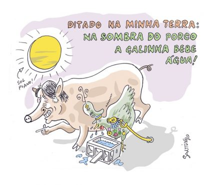 Charge - Santiago - Abril 2021 - Ditado |
