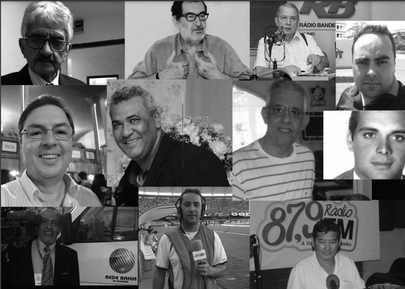 Brasil é o país com maior número jornalistas mortos por covid-19