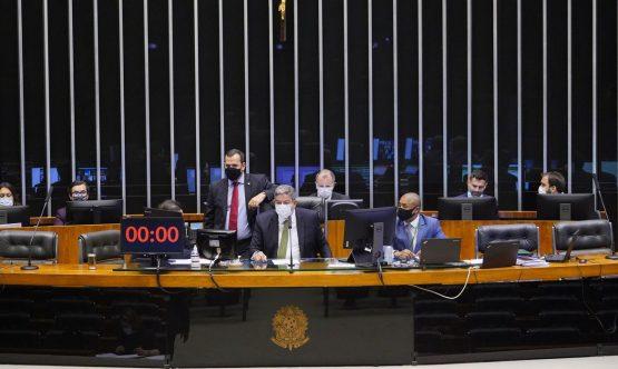 Câmara aprova educação como atividade essencial | Foto: Pablo Valadares/Câmara dos Deputados