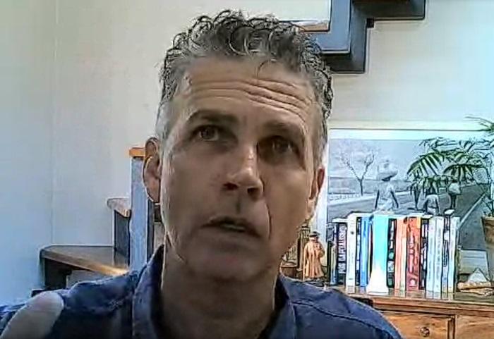 João Pedro Schmidt, professor da Unisc