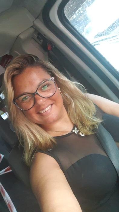 Katia Henriques, presidente da Associação Transportadores Escolares de Porto Alegre