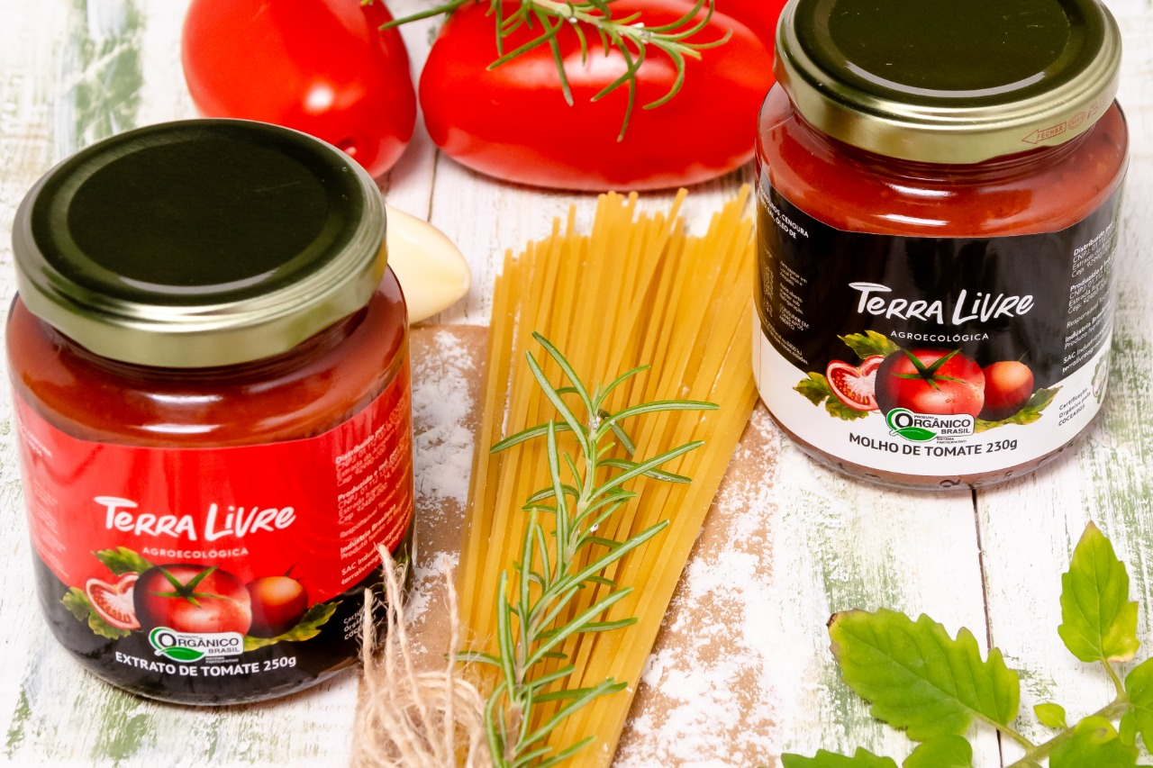 MST lança marca de alimentos orgânicos no RS (4)