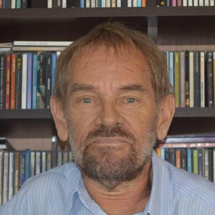 O jornalista Paulo Moreira, que fez diálise por 17 anos e esteve em lista de espera por transplante por uma década