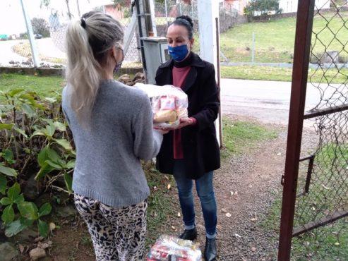 Reforçada campanha para aquisição de cestas básicas a professores | Foto: Sinpro/RS