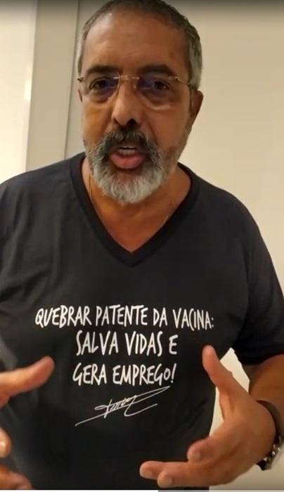 """Paulo Paim: """"todas as condições para garantir vacinas e medicamentos para salvar vidas"""""""